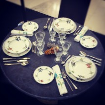 (c) THE TABLE SETTING CLASS @BURJUMAN WORLD FOOD FESTIVAL